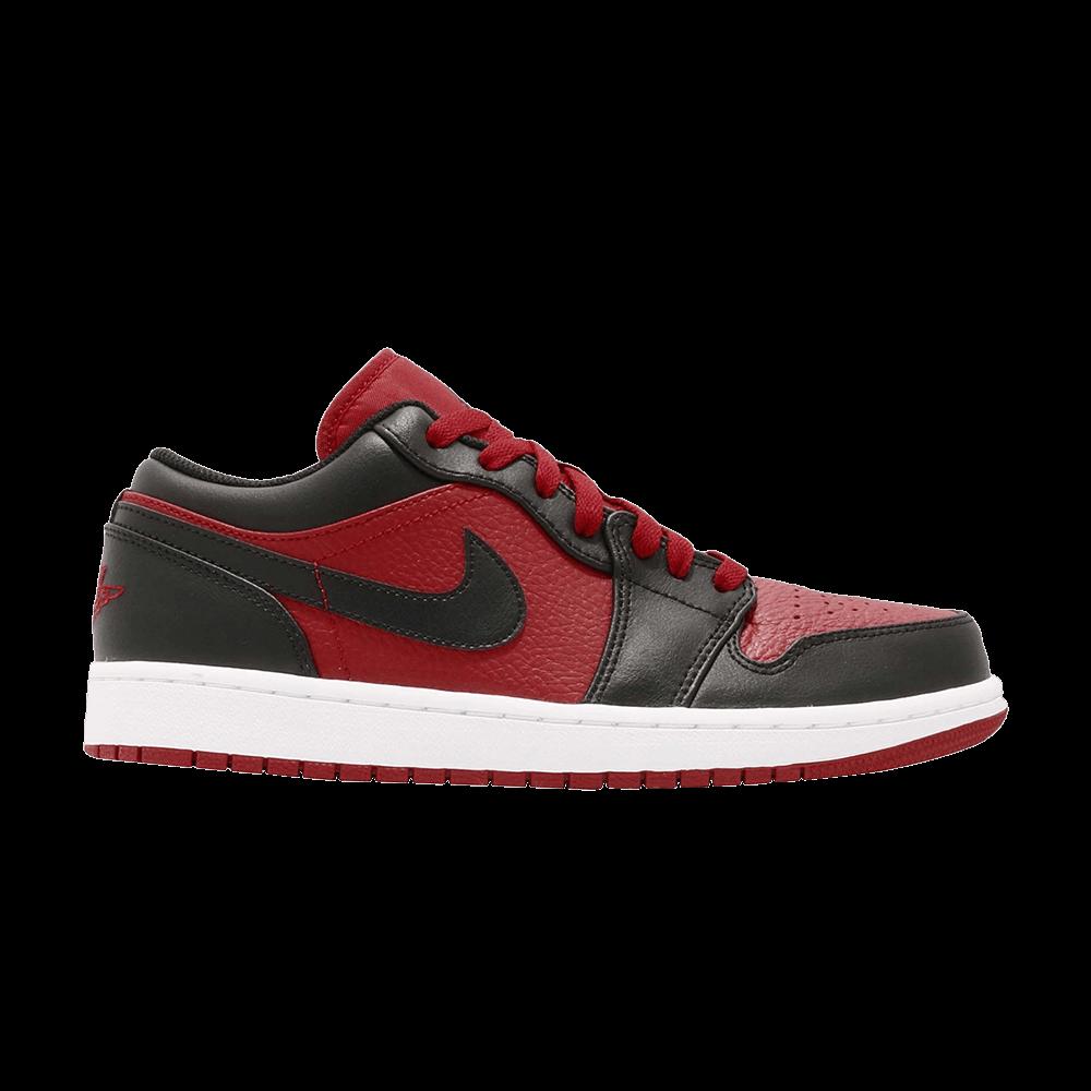 7fcc2344231 Air Jordan 1 Retro Low  Gym Red  - Air Jordan - 553558 610