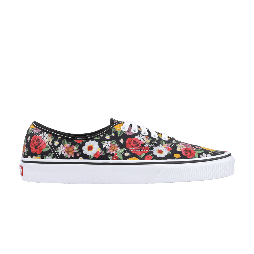 b489639974f807 Authentic  Lux Floral  - Vans - VN0A38EMU5H