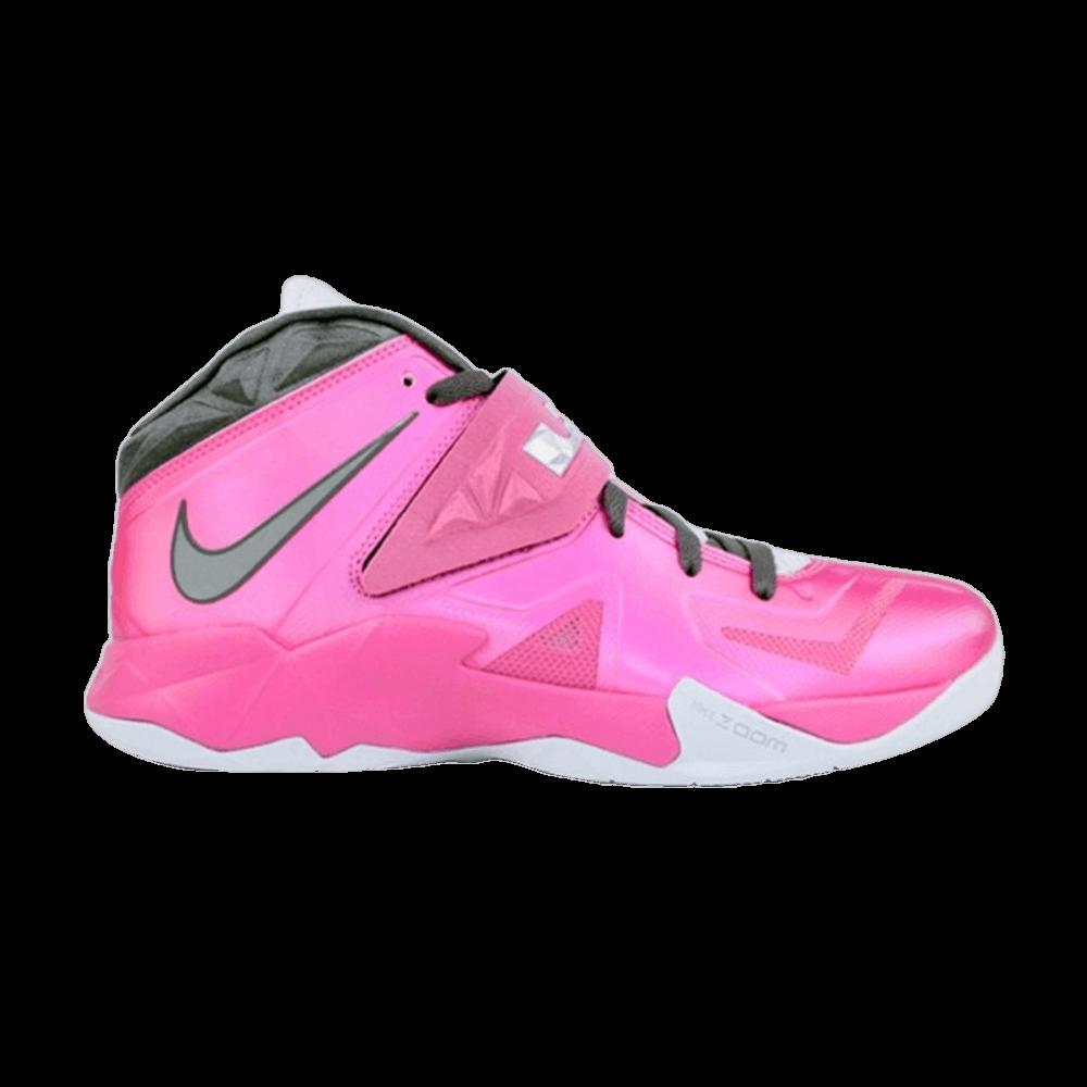 5f11ed333196 LeBron Zoom Soldier 7  Kay Yow  - Nike - 599264 600
