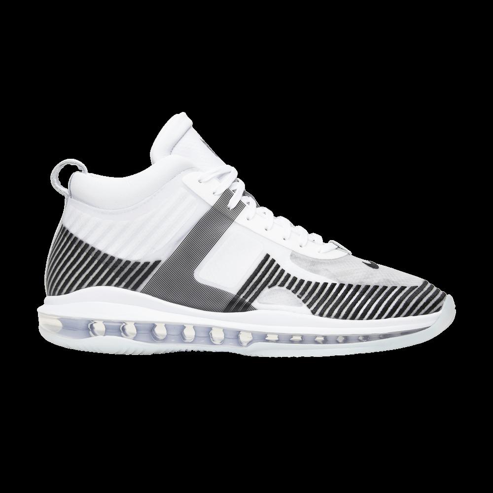 ae108ff60ed John Elliott x LeBron Icon QS  White  - Nike - AQ0114 100