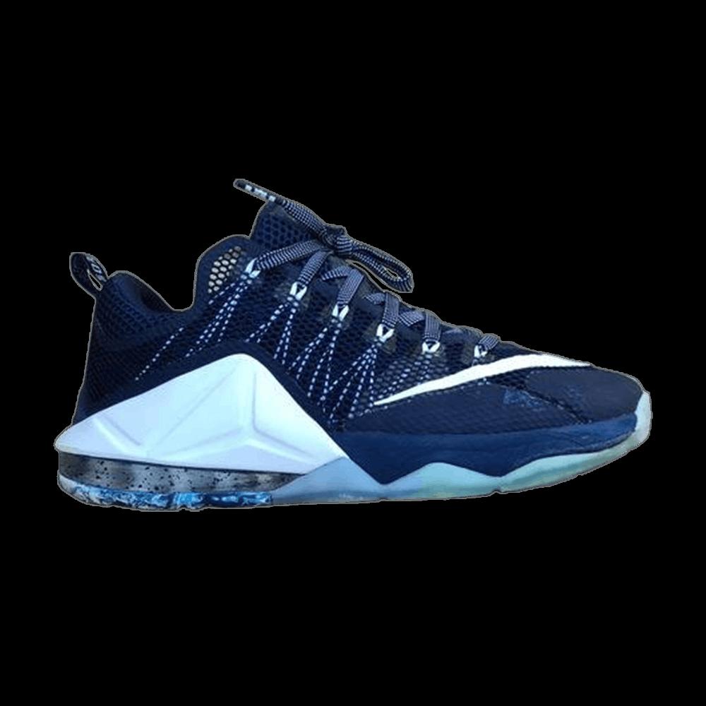 e07b2001db127 LeBron 12 Low  Akron  PE - Nike - SU15 MNBSKT 083 601764