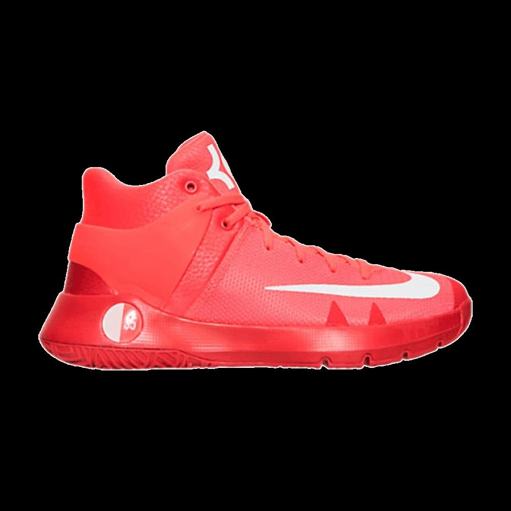 e095368f4e0 KD Trey 5 IV  Bright Crimson  - Nike - 844571 616