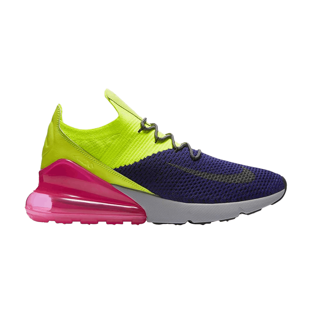 Air Max 270 Flyknit 'Multi Color'