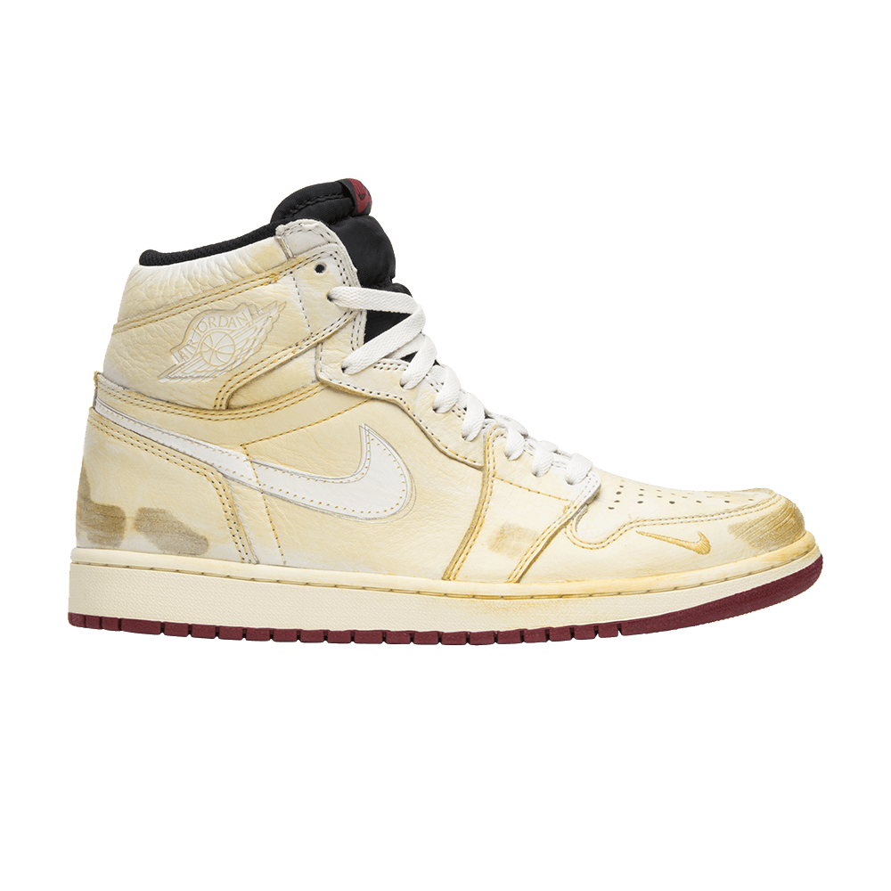618c7198e683 Nigel Sylvester x Air Jordan 1 Retro High OG  Nigel Sylvester  - Air Jordan  - BV1803 106