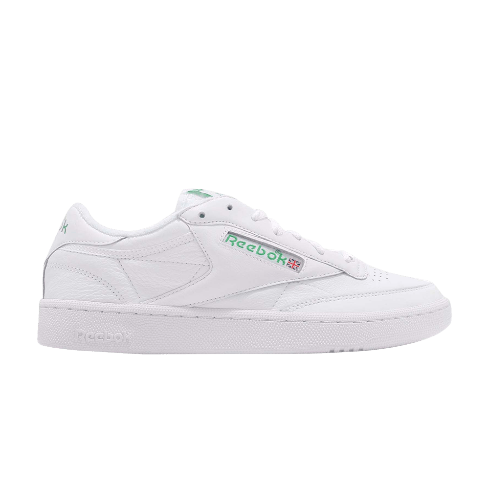 Reebok Club C 85 Archive WhiteGlen Green CN0645