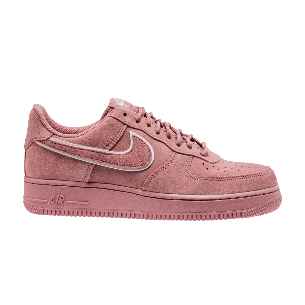 e20b676c8fdf5 Air Force 1 '07 LV8 Suede 'Red Stardust' - Nike - AA1117 601 | GOAT