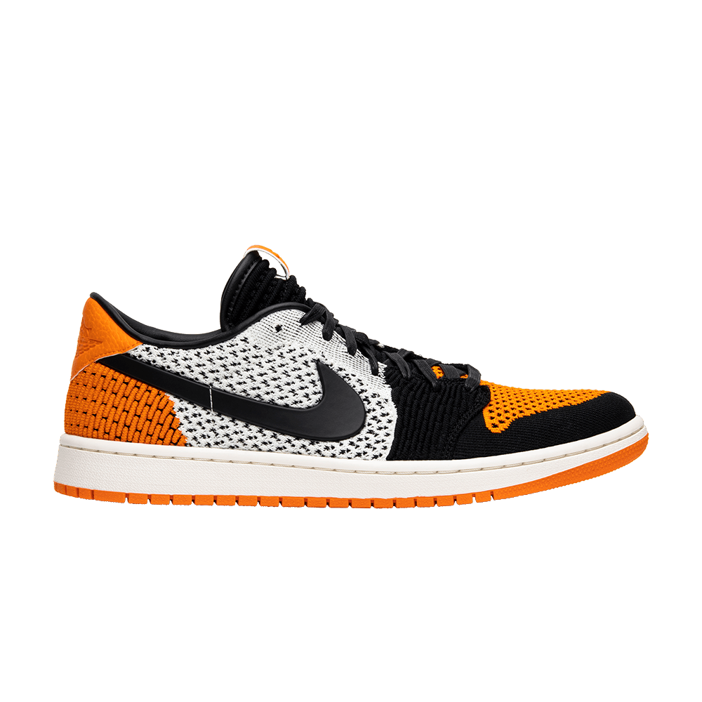 cdfe7aa08cb411 Air Jordan 1 Low Flyknit  Shattered Backboard  - Air Jordan - AH4506 100