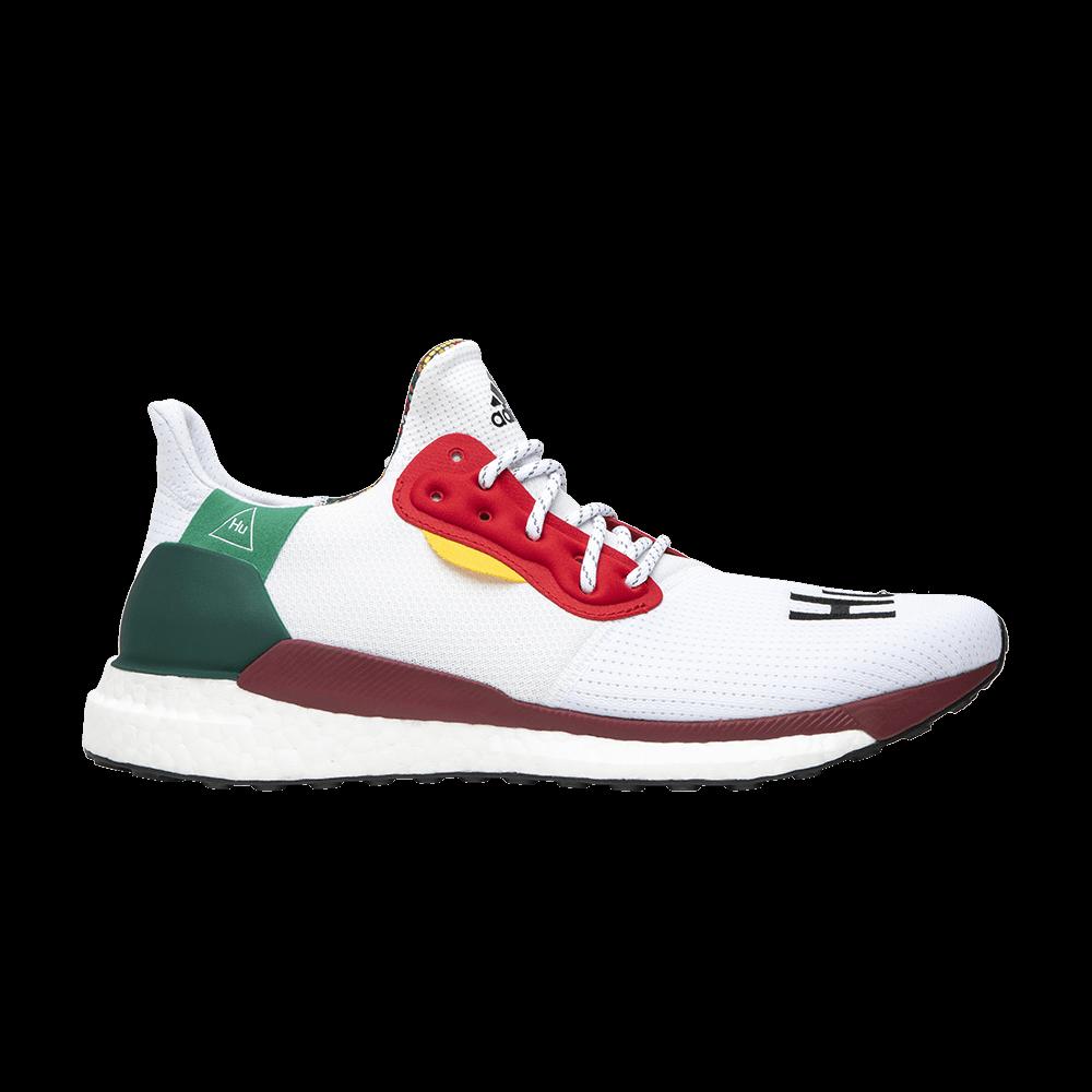 89839b470 Pharrell x Solar Hu Glide  White  - adidas - BB8044