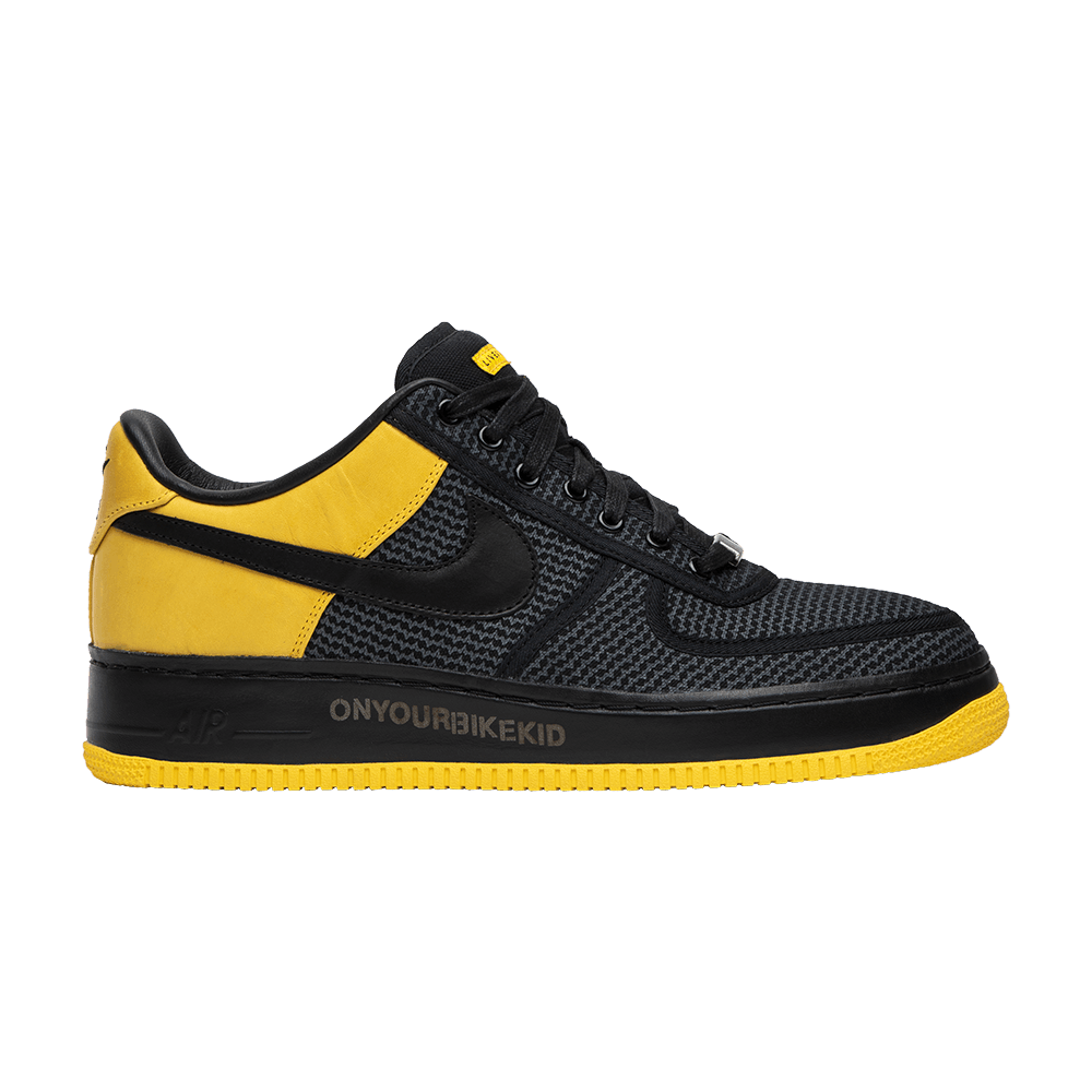 low priced f6509 4f891 Undefeated x Livestrong x Air Force 1 Low Supreme  Livestrong  - Nike -  318985 700   GOAT