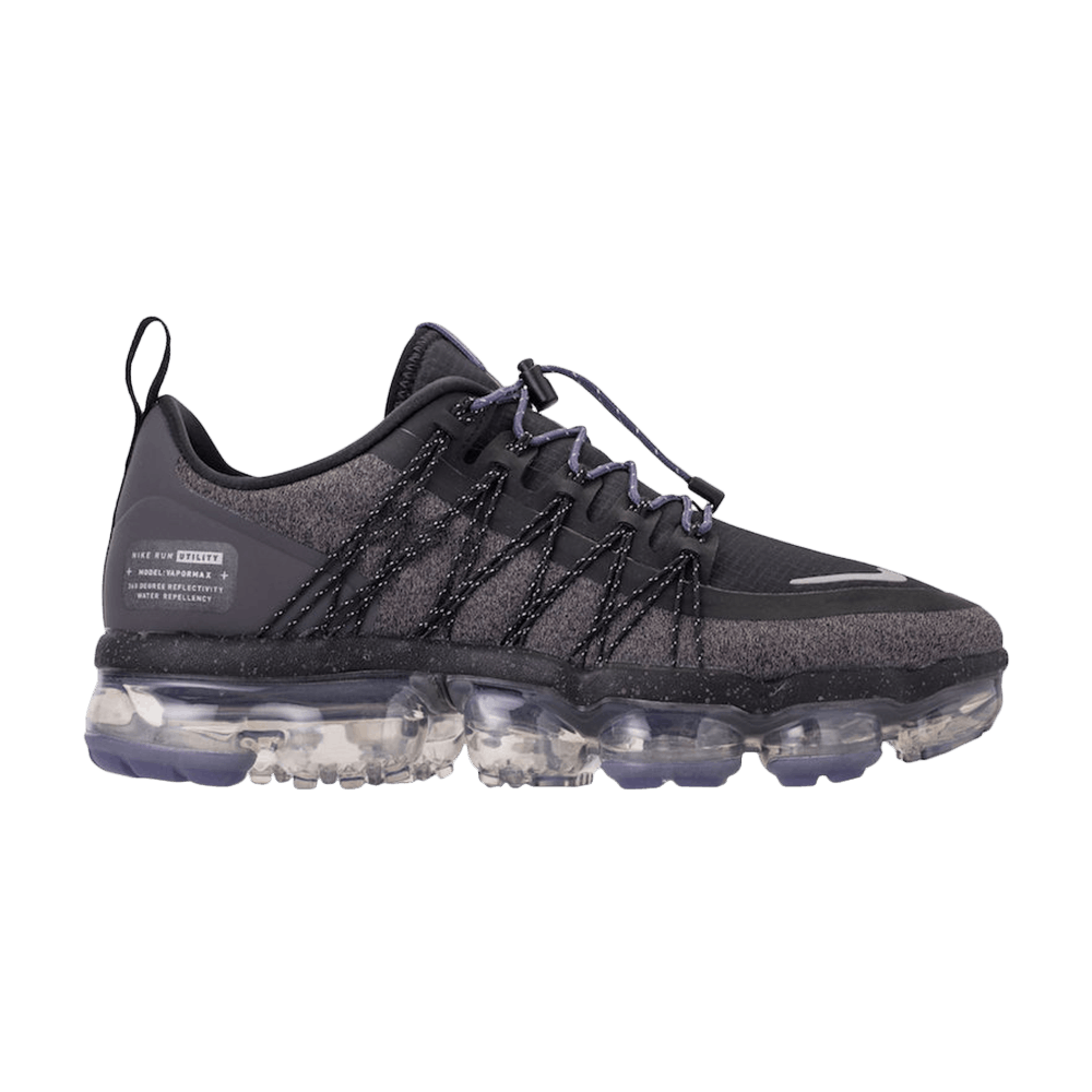 b88c24603d5b Wmns Air VaporMax Run Utility  Black  - Nike - AQ8811 001
