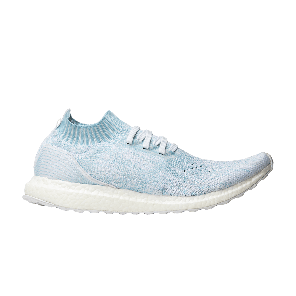 4b8d2b730c859 Parley x UltraBoost Uncaged  Icey Blue  - adidas - CP9686