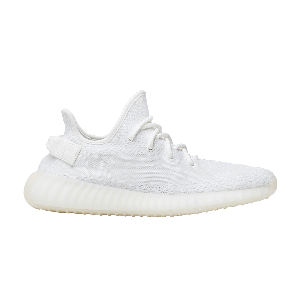 Adidas Yeezy Boost 350 V2 10.5 US Cream White Triple White 100% Authentic CP9366