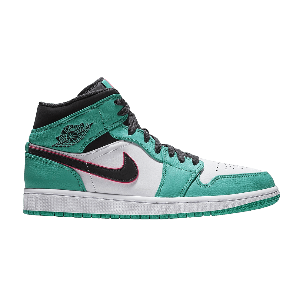 00b825efe5f2c Air Jordan 1 Mid SE  South Beach  - Air Jordan - 852542 306