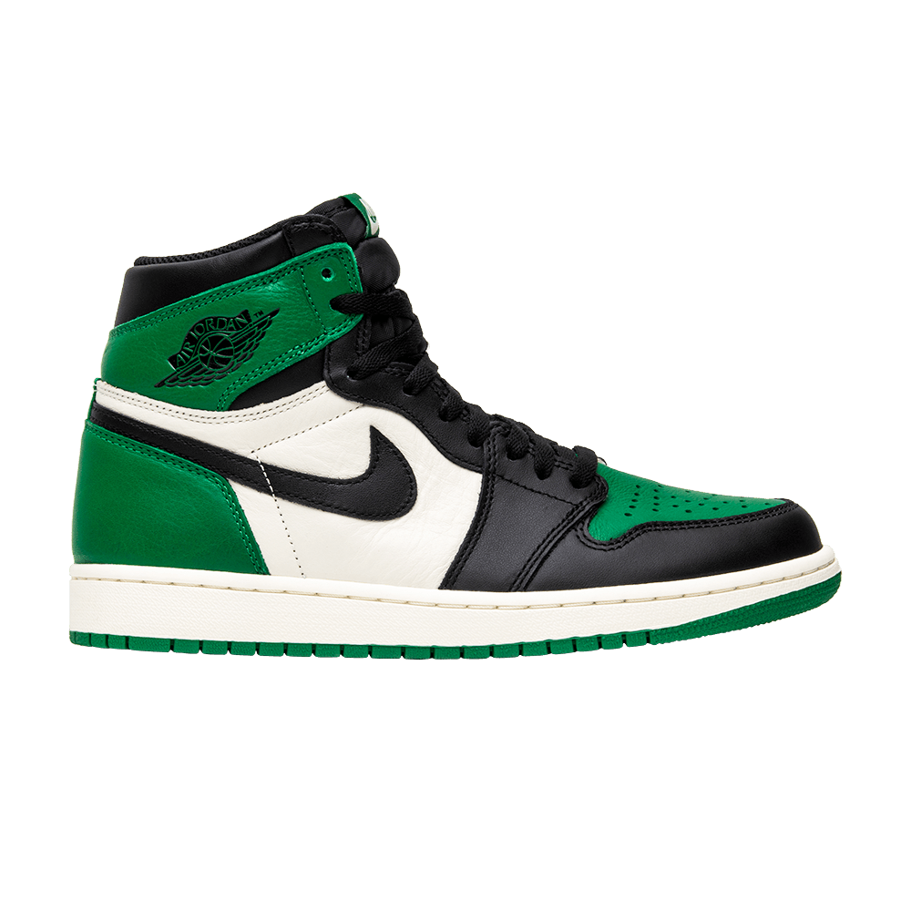 aa1723e6ff2637 Air Jordan 1 Retro High OG 'Pine Green' - Air Jordan - 555088 302 | GOAT