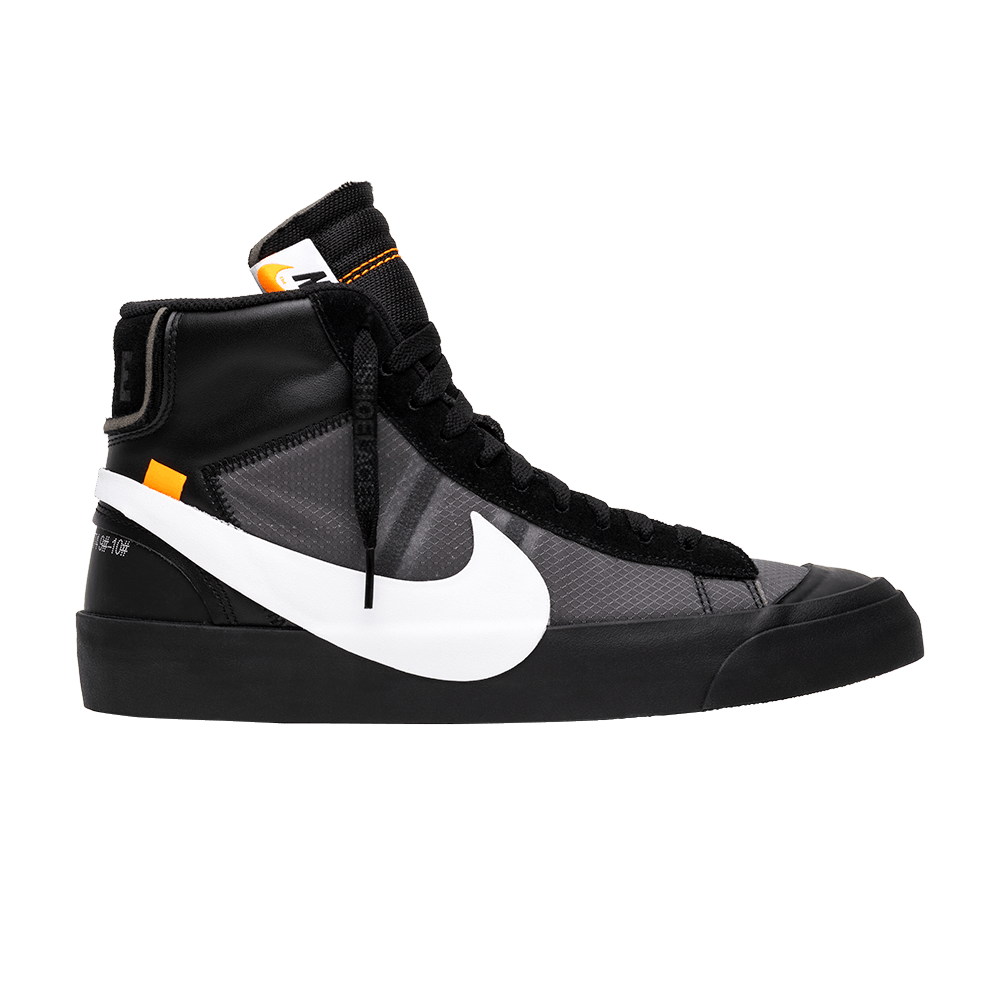 508a4206f09 OFF-WHITE x Blazer Mid  Grim Reapers  - Nike - AA3832 001