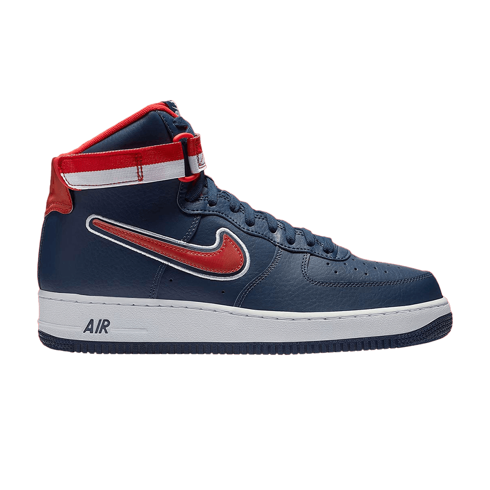 sports shoes ebfa4 1f89a Air Force 1 High  07 LV8 Sport  Wizards  - Nike - AV3938 400   GOAT