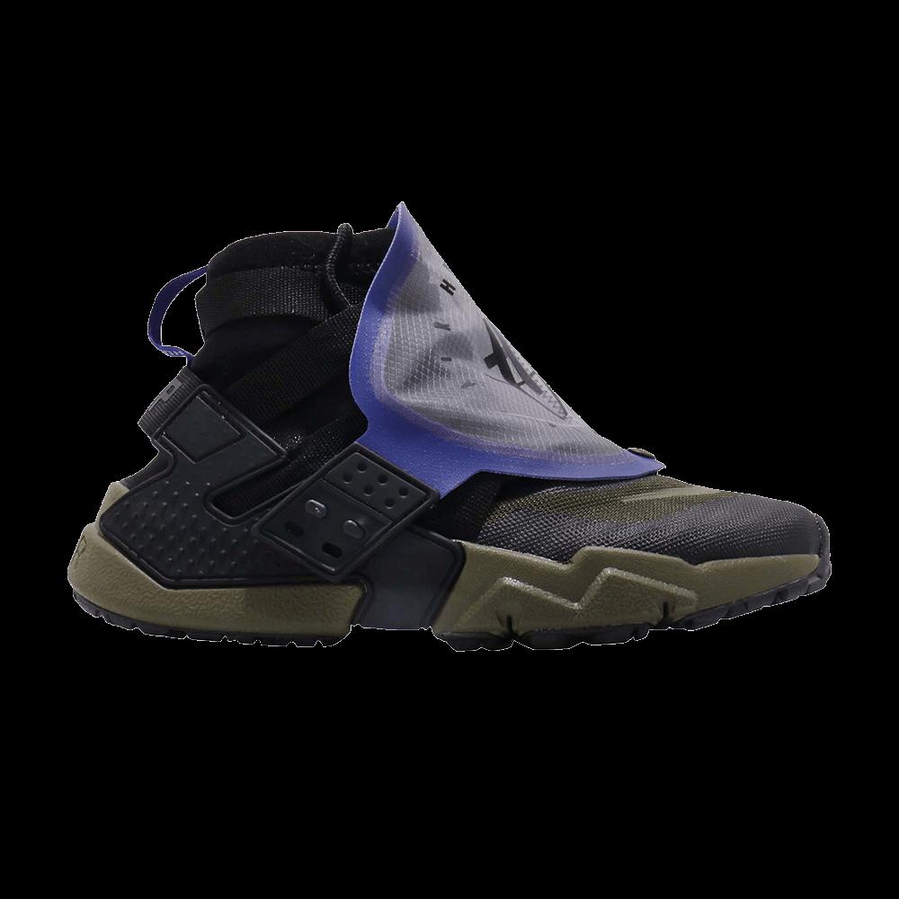 5f20ea6dcf5c Air Huarache Gripp QS  Black Olive  - Nike - AT0298 001