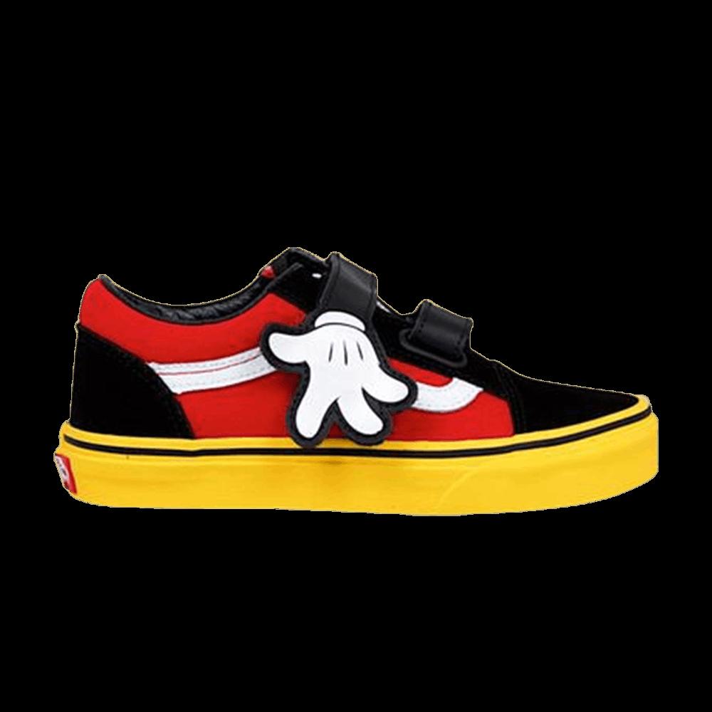765952b363 Disney x Old Skool Velcro Kids  Mickey Hugs  - Vans - VN0A38HDUJF