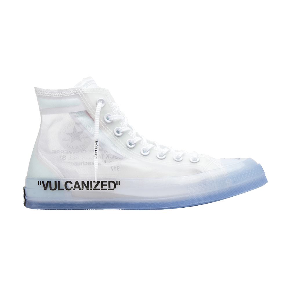 898afdd3189f8d OFF-WHITE x Chuck 70  The Ten  - Converse - 162204C