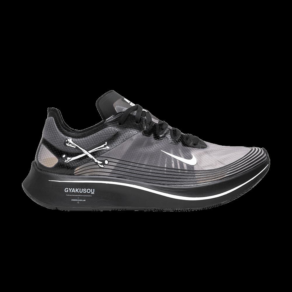 a5e5bd65d35 Gyakusou x Zoom Fly SP  Black  - Nike - AR4349 001