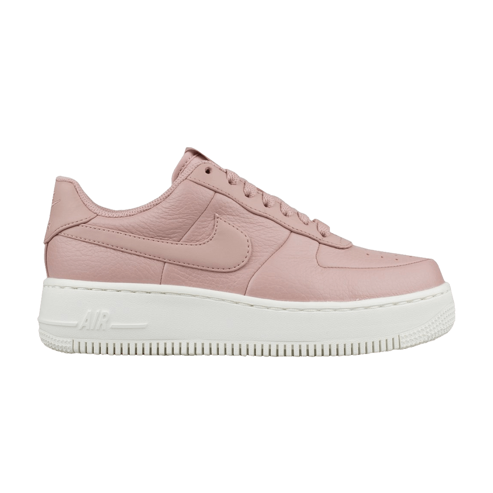 d3981f74c Wmns Air Force 1 Upstep 'Red Stardust' - Nike - 917588 601 | GOAT