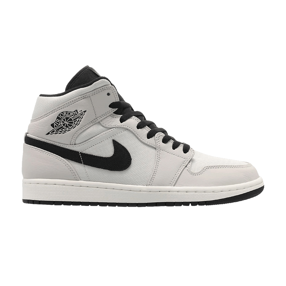 3b1a844fe1793b Air Jordan 1 Retro Mid SE  Light Bone  - Air Jordan - 852542 002