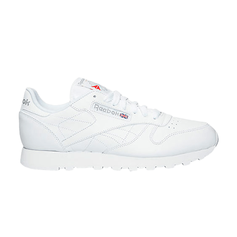 7b0472f85aa Classic Leather  White  - Reebok - 9771