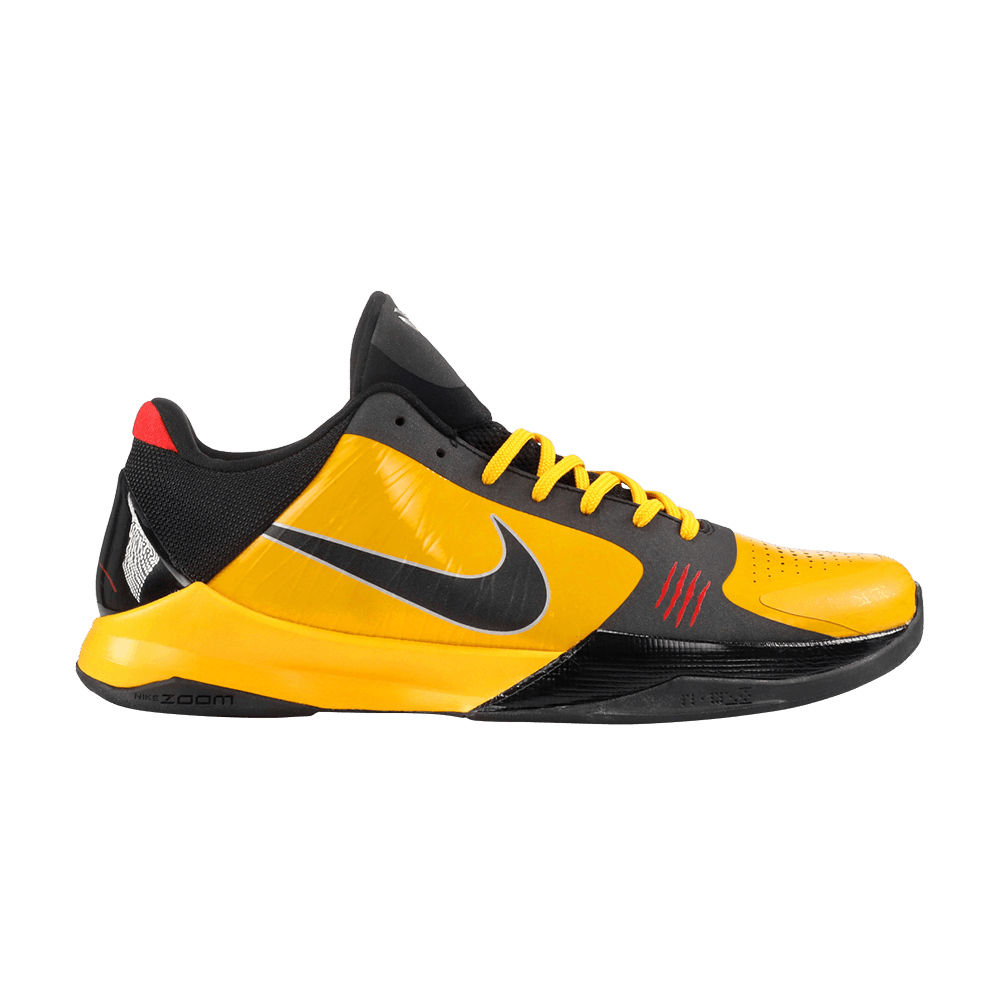 c086344976a2 Zoom Kobe 5  Bruce Lee  - Nike - 386429 701