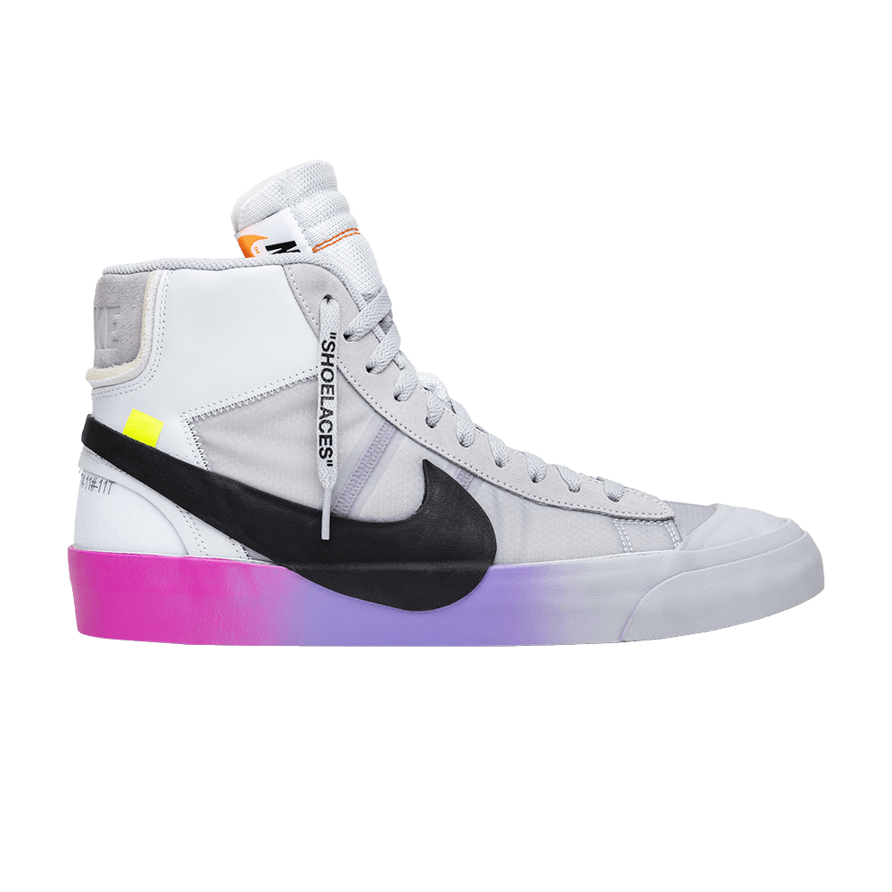 Serena Williams x OFF-WHITE x Blazer Studio Mid  Queen  - Nike - AA3832 002   616301885