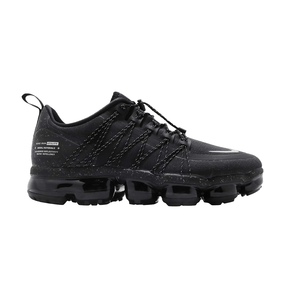 save off 861e6 8c20d Air VaporMax Run Utility 'Black'