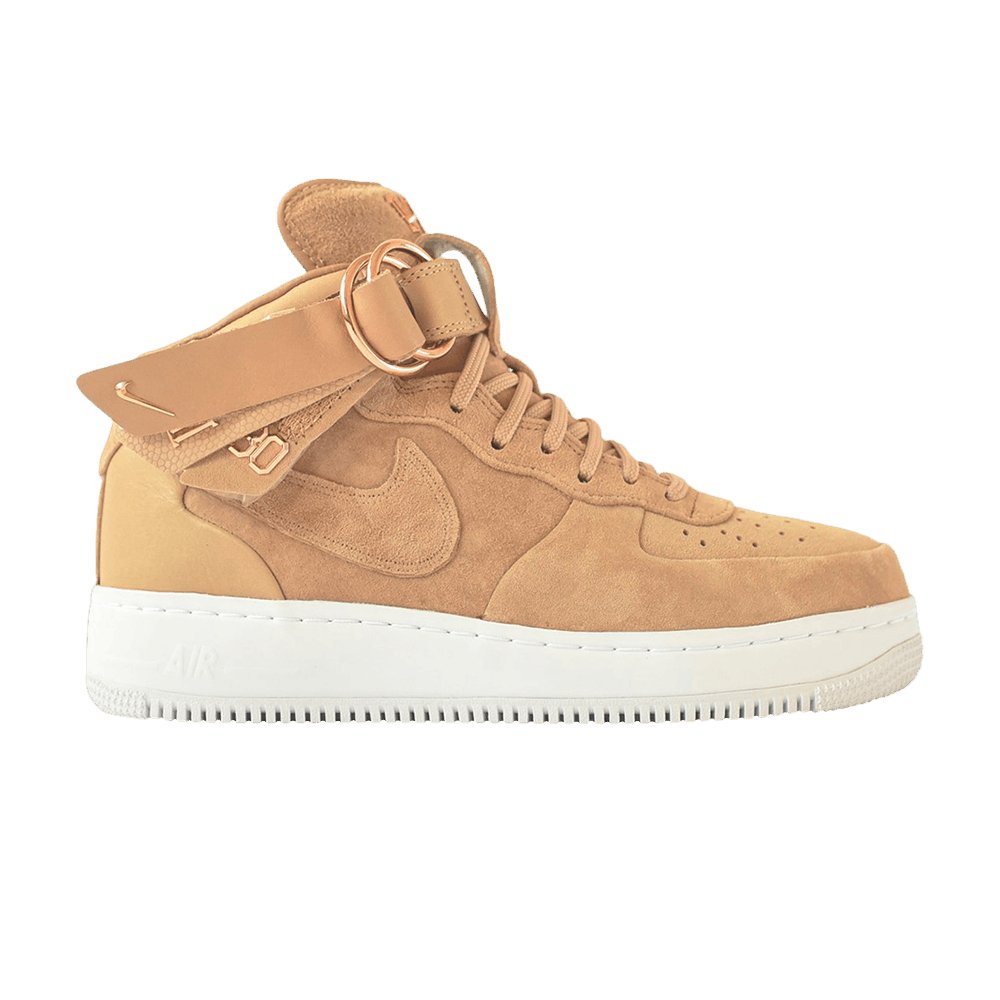Victor Cruz x Air Force 1 Mid 'Vachetta Tan'