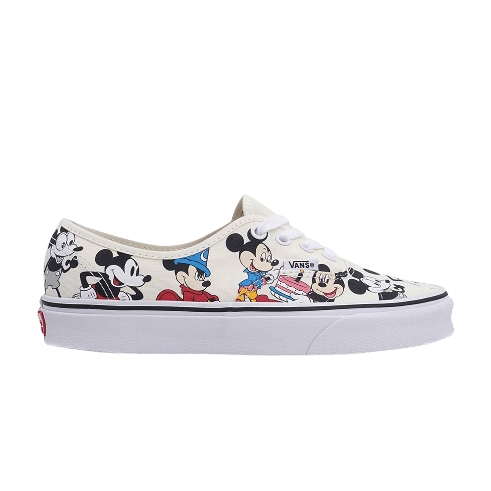95fc4a0fd6 Disney x Authentic  Mickey s Birthday  - Vans - VN0A38EMUJ2