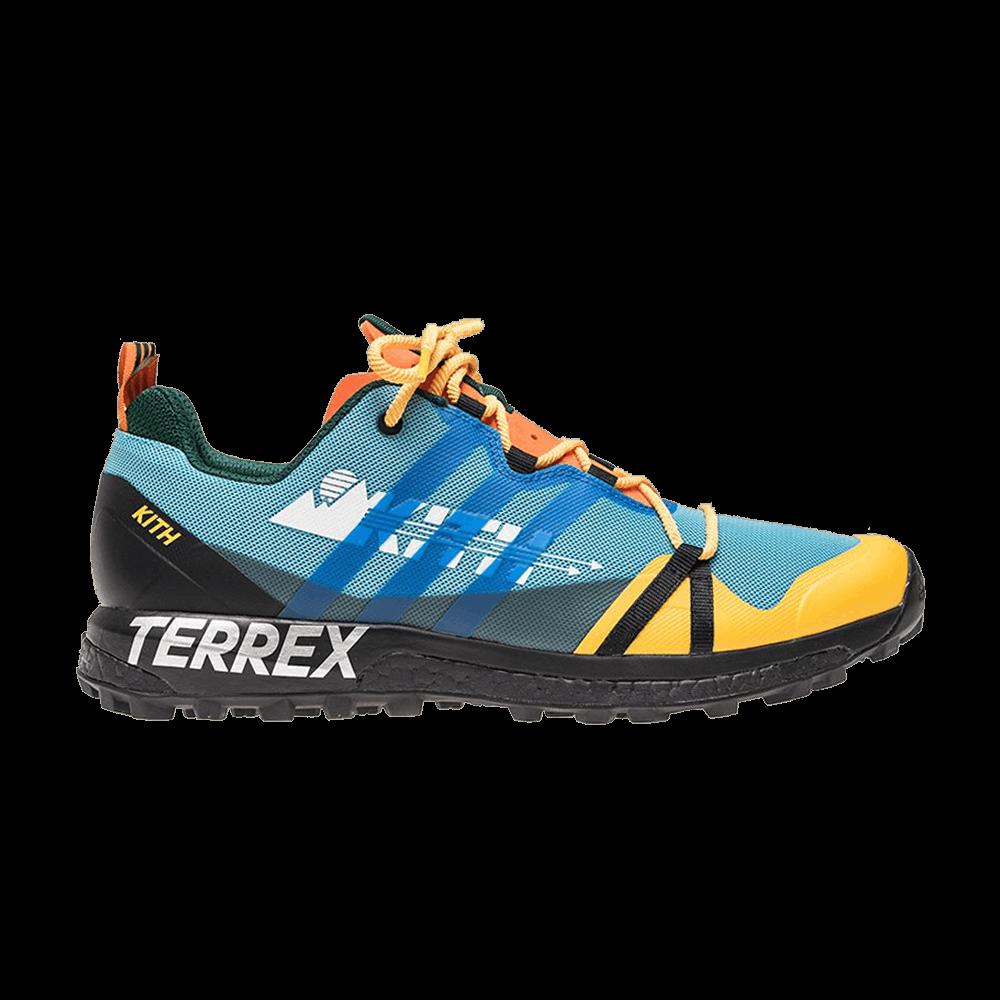 Kith x Terrex Agravic - adidas - BB7365  e2b51ef69a