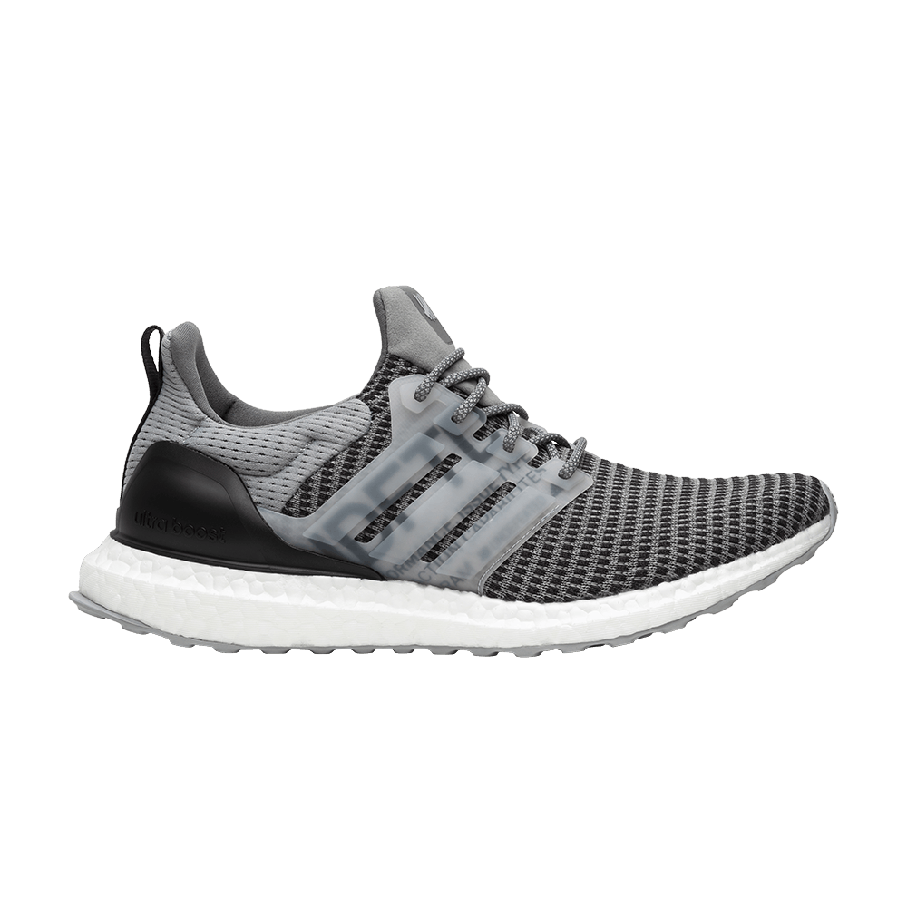 c04a5b6bf53 Undefeated x UltraBoost  Shift Grey  - adidas - CG7148