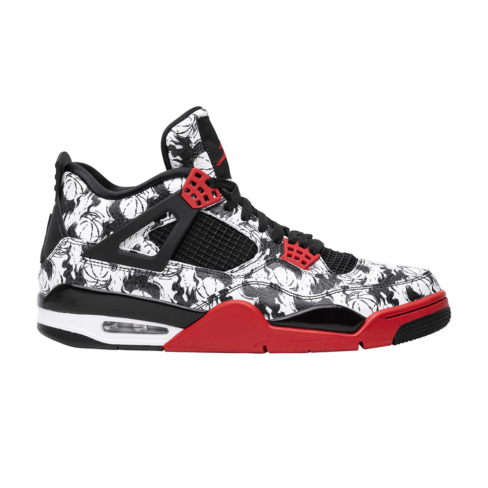 big sale a4a82 7e1fd Air Jordan 4 Retro  Tattoo  - Air Jordan - BQ0897 006   GOAT