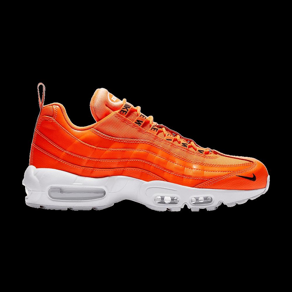 Nike Air Max 95 Premium Overbranding Total Orange (538416