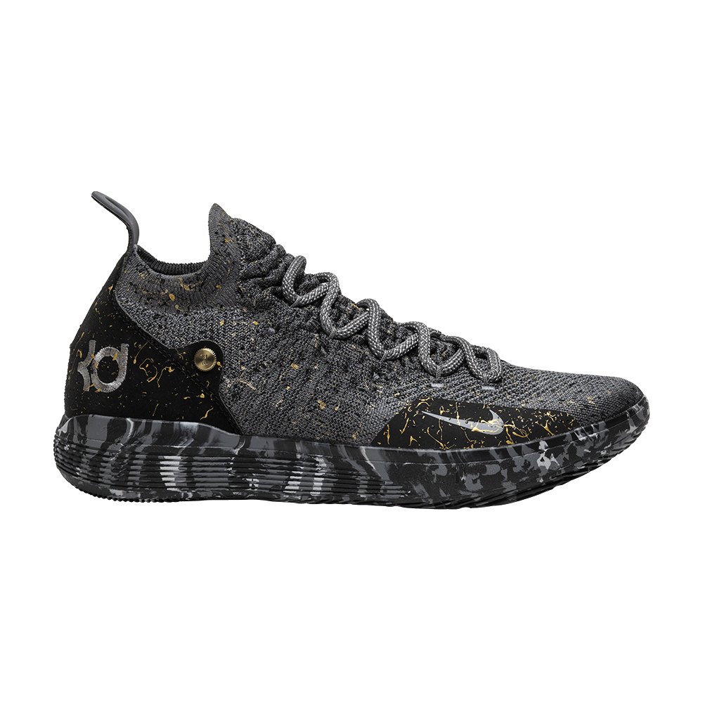 b11683b1349b Zoom KD 11  Gold Splatter  - Nike - AO2604 901