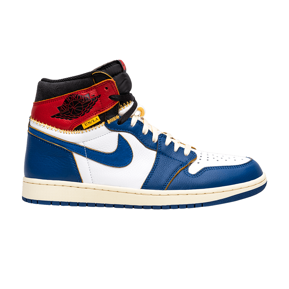 04cf4b2c747 Union x Air Jordan 1 Retro High  Storm Blue  - Air Jordan - BV1300 146