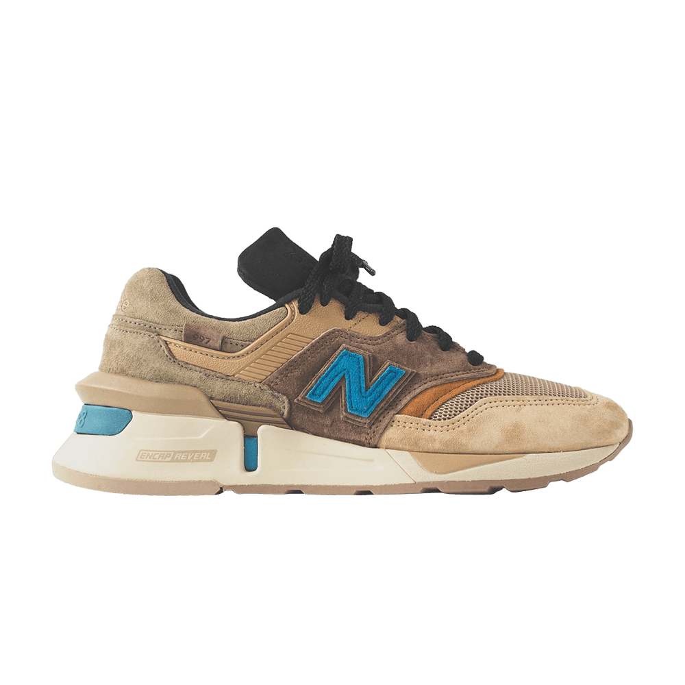best sneakers 25dd7 e12cd KITH x nonnative x 997S Fusion 'Dune'