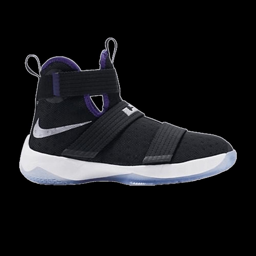 3656b3ce0db LeBron Soldier 10 GS  Sacramento Kings  - Nike - 845121 008