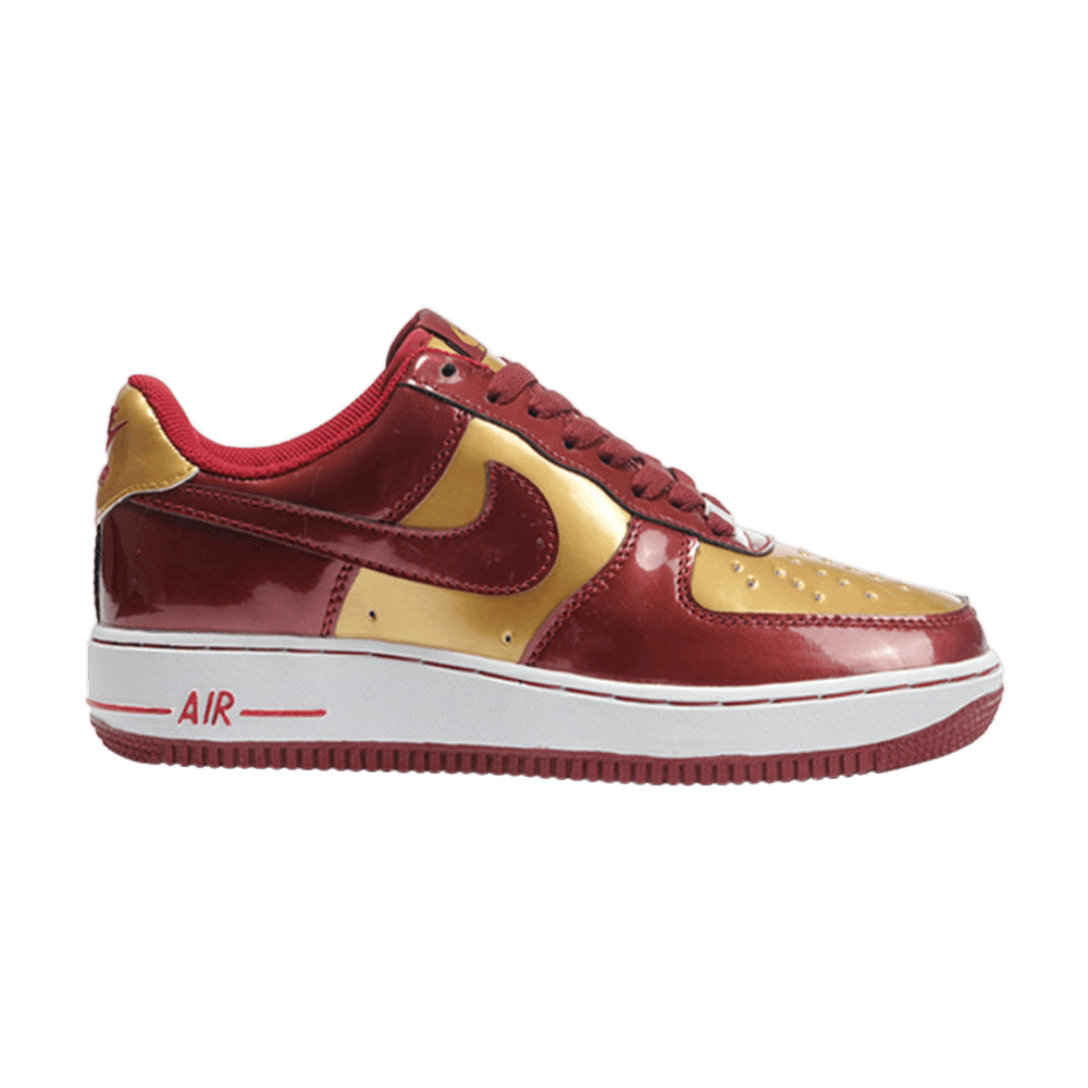 official photos 275e9 8e22e ... australia air force 1 low downtown lth qs iron man nike 573979 700 goat  e1fce e6c74