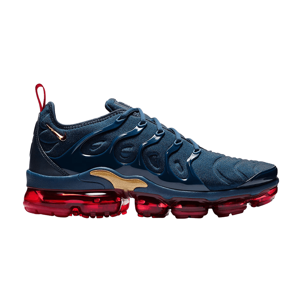 c40dcded80 Air VaporMax Plus 'Midnight Navy' - Nike - 924453 405 | GOAT