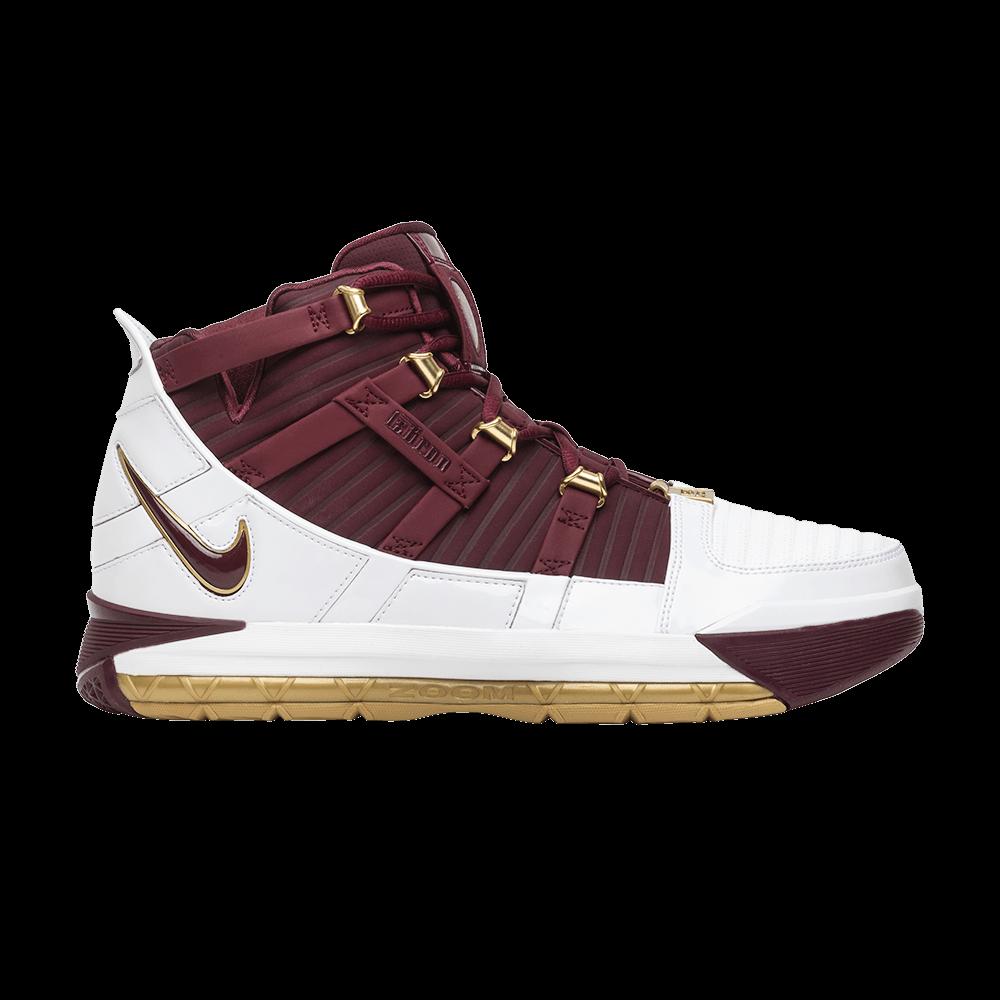 eb472d16e4758 Zoom LeBron 3 Retro  Christ the King  2018 - Nike - BQ2444 100