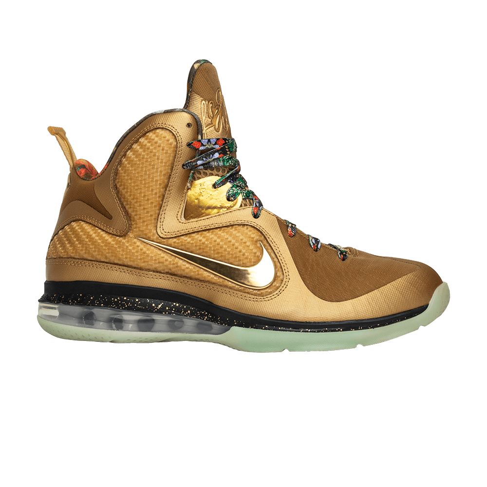 9ca41d028c3 LeBron 9  Watch the Throne  Sample - Nike - H011 MNBSKT 729 346352 ...