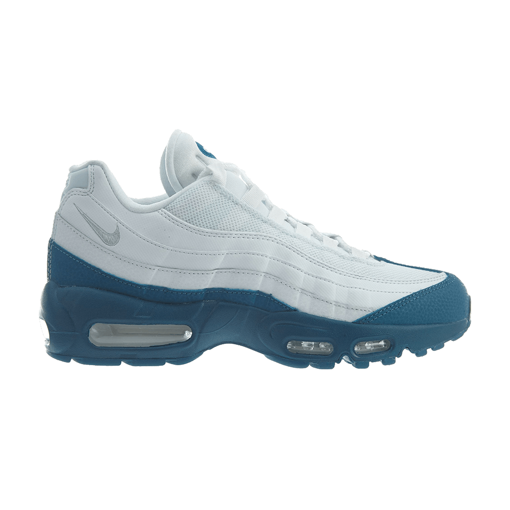 0102ee6593 Air Max 95 Essential 'Green Abyss' - Nike - 749766 113 | GOAT