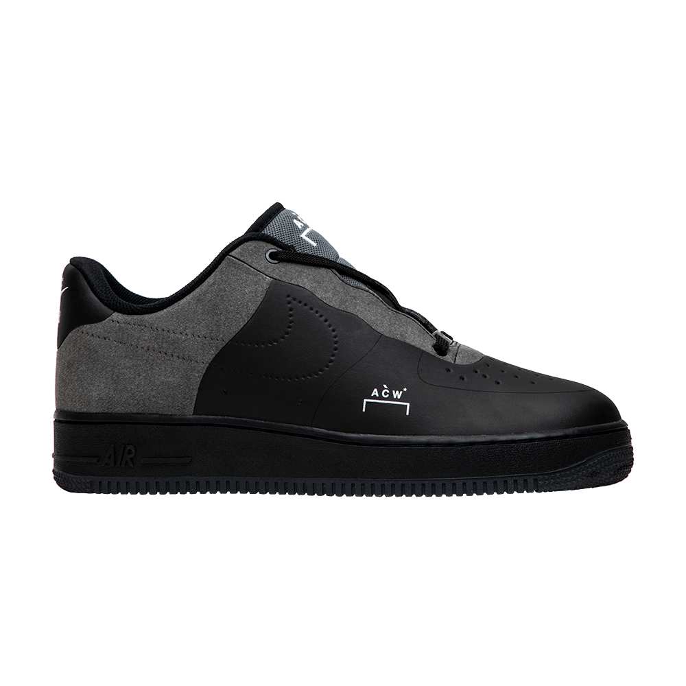 best service 503a6 ccdd3 A-Cold-Wall* x Air Force 1 Low 'Black'