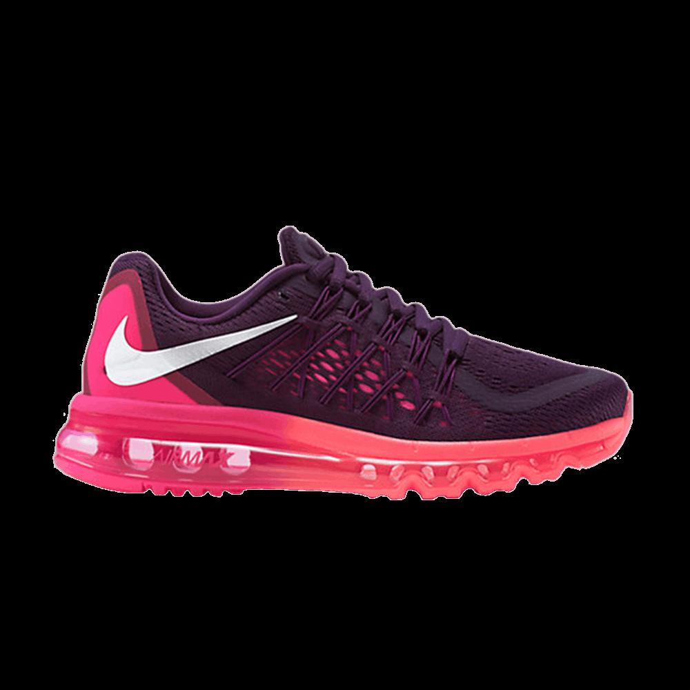 Wmns Air Max 2015  Noble Purple  - Nike - 698903 501  88f7a3863a81