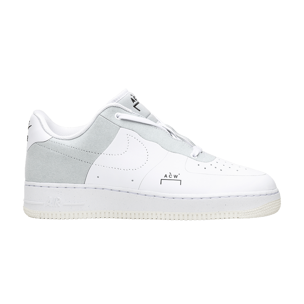 best service 6484b 661f8 A-Cold-Wall* x Air Force 1 Low 'White'