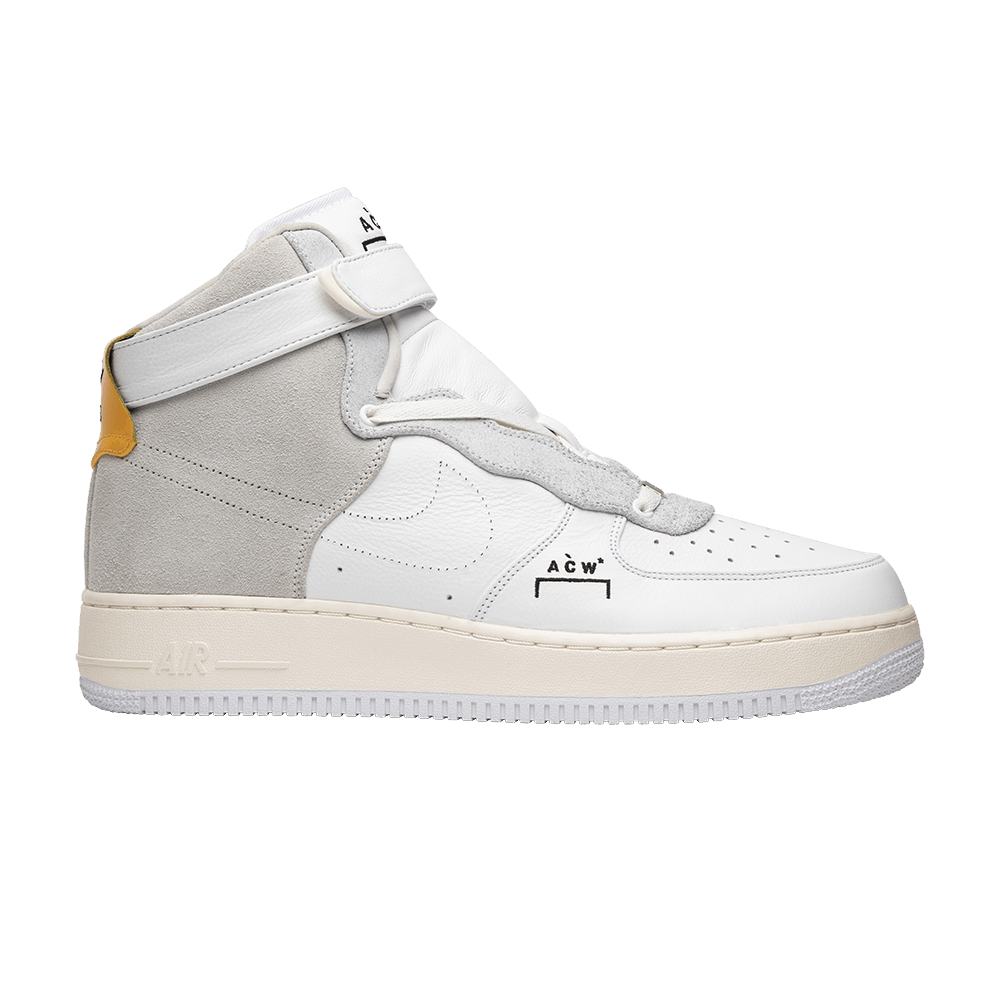 newest collection a0c4b 77ea7 A-Cold-Wall* x NikeLab Air Force 1 High