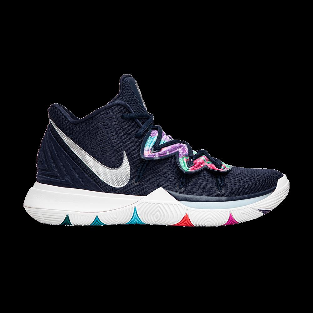 new arrival d130f 2b852 Kyrie 5  Galaxy  - Nike - AO2918 900   GOAT